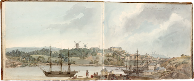 Sydney in all its glory p. 2c. 1817 BY EDWARD CHARLES CLOSE