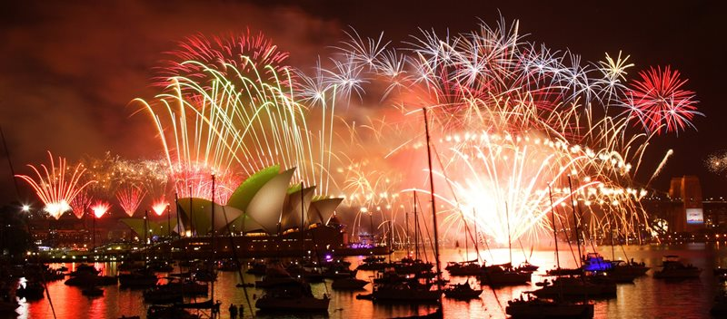 nye sydney mrs macquaries point