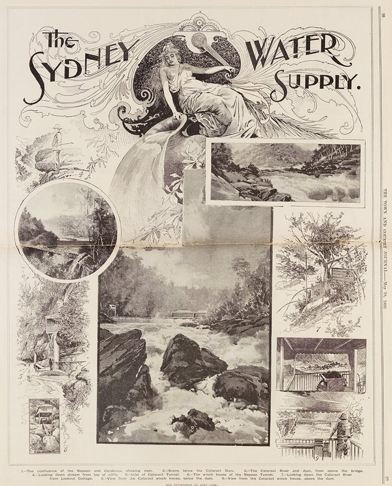 Sydney water supply