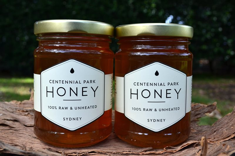 centennial park, honey